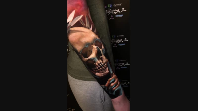 Саша О'Харин BLACKOUT Tattoo Collective