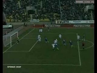 Zenit - Dinamo (3:0)