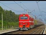 ЭП2к-067 с поездом №123 Новосибирск-Белгород