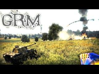 6 бой Золотые бои Ruslan_72 - War Thunder 10 из 10 Танки