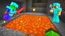 Видео игры Minecraft– Стив Майнкрафт и ловушки для мобов!