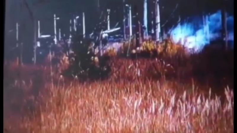 ВСУ в очередной раз, предупреждают террористов ДНР: Курение в блиндажах с БК, крайне опасно для вашего здоровья!