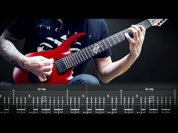 FEARED - Live in you - Tab in Video - HOW TO PLAY