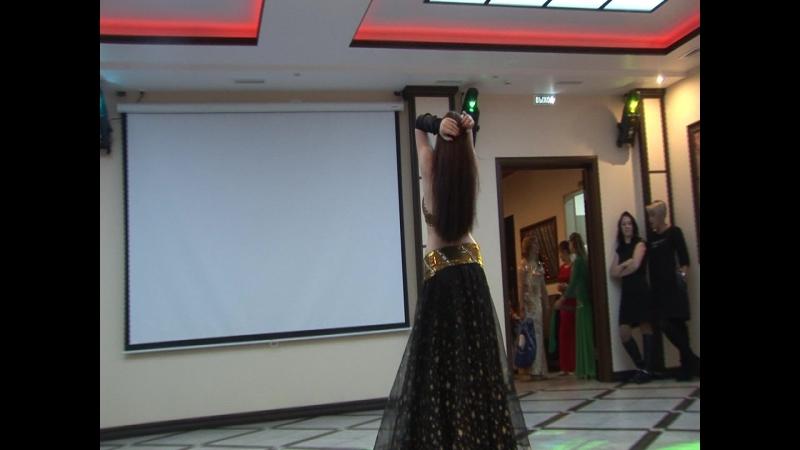 Пузаново Татьяна. Вечеринка ШАДЭ ноябрь 2017