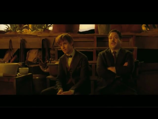 Fantastic Beasts Deleted Scene Ilvermorny School Song SimplyPotter