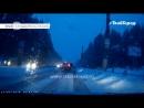 Чуть не сбил пешехода, чудом повезло. Златоуст, район Трампарка (23.03.18)