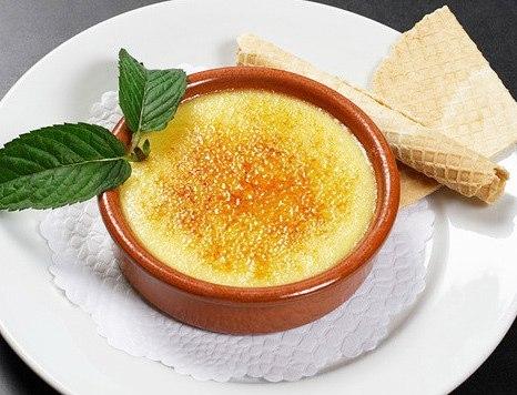 Испанские десерты рецепты с фото