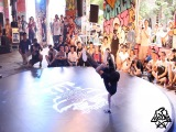 Bboy Lilou - Judge - Red Bull BC One Cypher Taiwan 2013