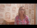 Видео отзыв от Ирины