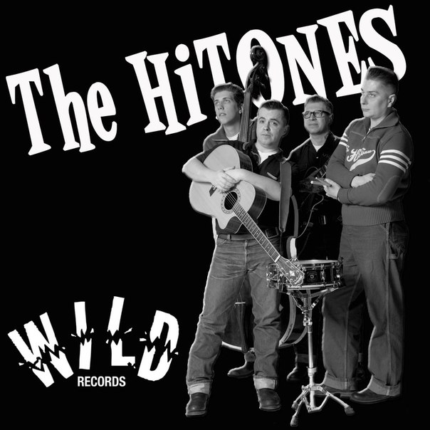 The HiTones join Wild Records