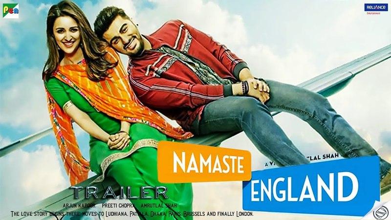 Namastey England trailer | Arjun Kapoor , Parineeti Chopra , Vipul Shah | 7 December 2018 | fanmade