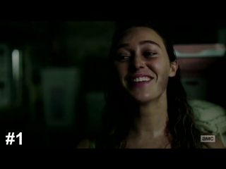 Five moments that made Alicia Clark smile - FearTWD