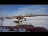 КВМ город Пенза 2018 год Экстремальное такси Зима