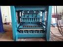 Вибропресс гидравлический ВП 1000 для производства брусчатки бордюра дорожного бордюра тротуарного