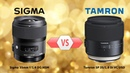 Сравнение Tamron 35mm f 1 8 VC vs Sigma 35mm f 1 4 ART
