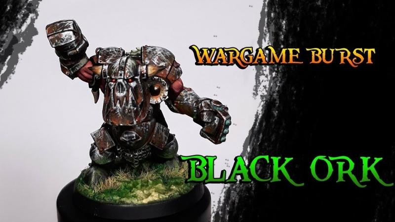 Wargame Burst ep. 123! Black Orc EP.2!