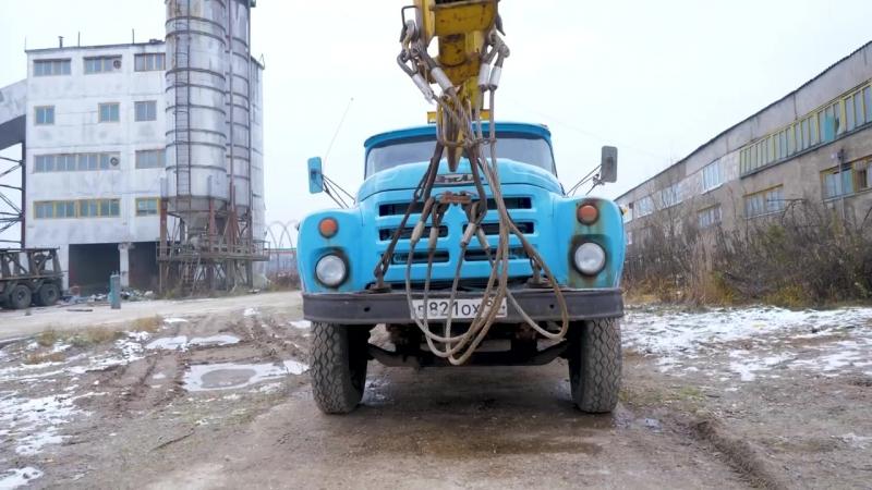 ЗИЛ-133 ГЯ Крокодил или Баба Яга _ Тест-драйв и обзор Грузовика _ Автопром СССР