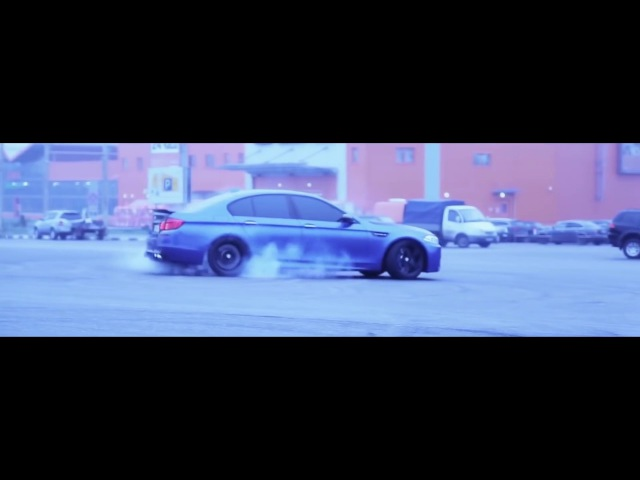 2Pac - Gangsta s Paradise BMW M5 Video ( BiBiChI Remix )