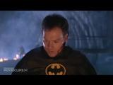 Batman Returns (1992) - The Penguin Dies Scene Смерть Пингвина Бэтмен Возвращается Тим Бертон 1992