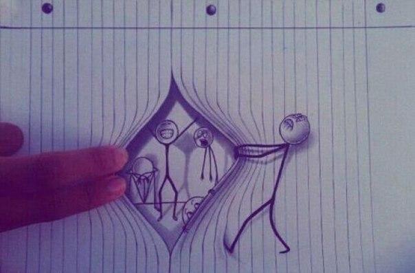 классные картинки рисунки: