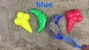 Изучаем Английский Язык Игры для Детей в Песочнице Учим Цвета Видео про Песочницу№3