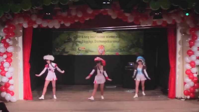 TOP BEST GERMAN GIRLS DANCE school dance oops