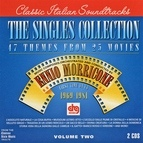 Ennio Morricone альбом Morricone, Ennio - The Singles Collection - 17 Themes From 25 Movies