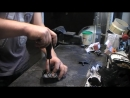 Ремонт стартера мотокосы триммера