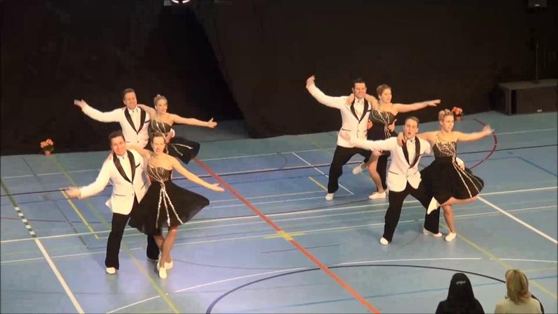 World Championship Boogie Formation, Schaffhausen, 12.11.16, 6. place