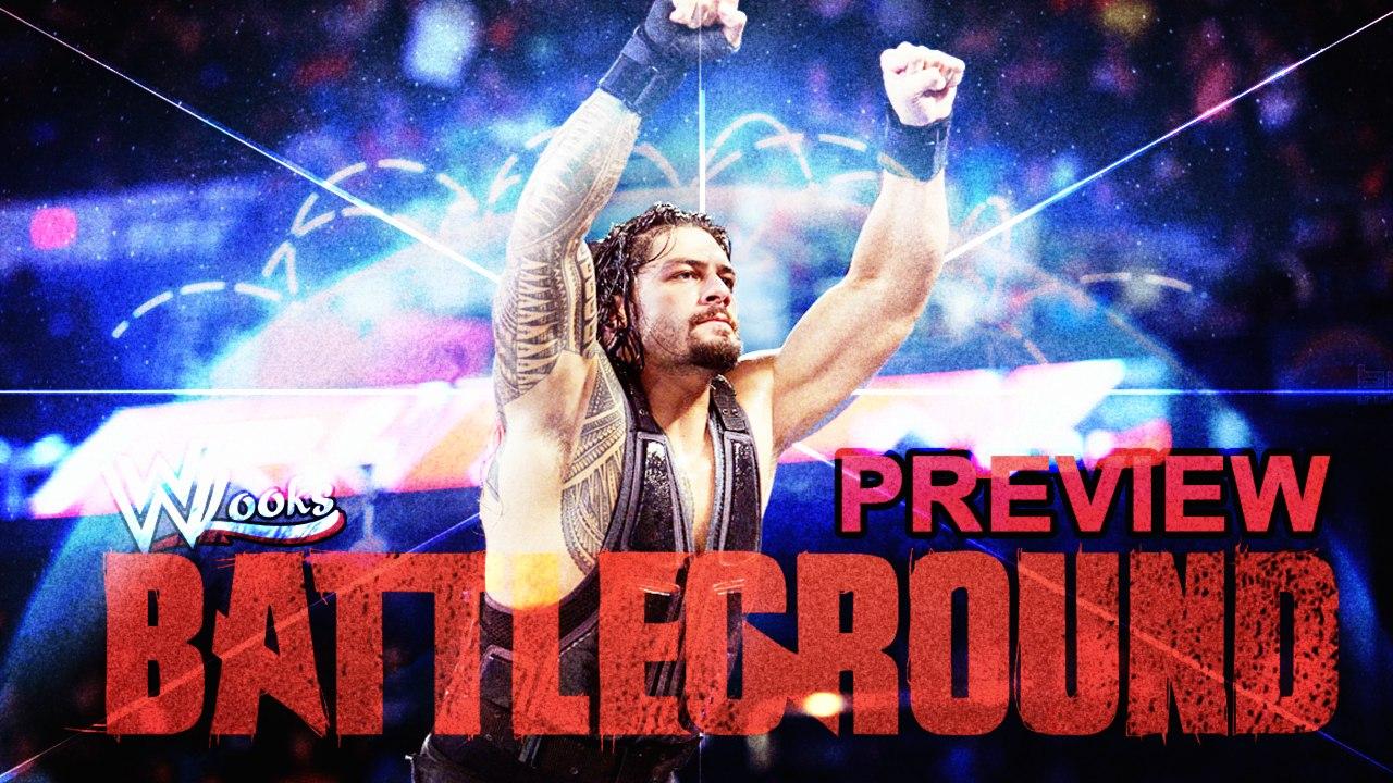 Preview # 10 : Battleground 2014  ( ПРОГНОЗ )