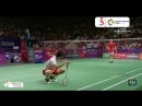 Kumpulan Smash Perjuangan Anthony Ginting Sebelum dan Saat Cidera di Asian Games 2018