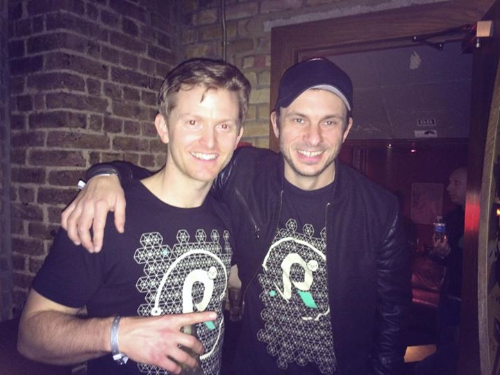 Ray Smith and Andy C
