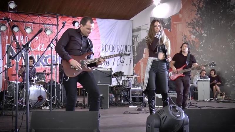 МА Бэнд на рок-фестивале Распусти Свои Клеши