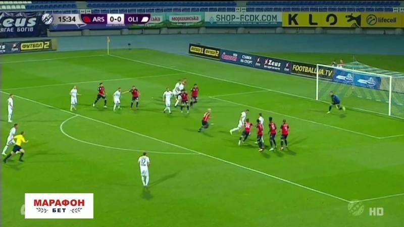Арсенал Киев 0:1 Олимпик | Вакуленко