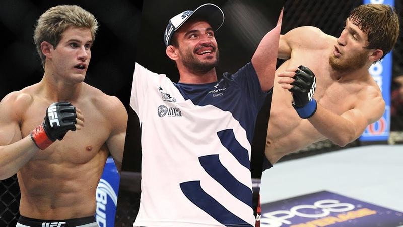 Нурмагомедов успешно дебютировал в UFC, Сейдж Норткатт может драться в тяжелом весе