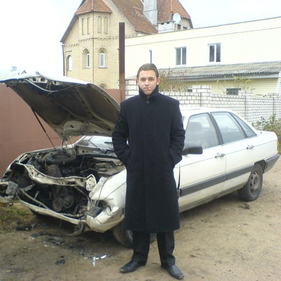 Виталий Кабайков