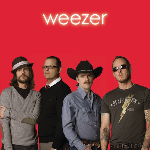 Weezer альбом Weezer (Red Album International Version)