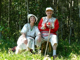 Семья Жуковых