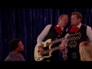 Battle of the Singing Waiters w- Sting