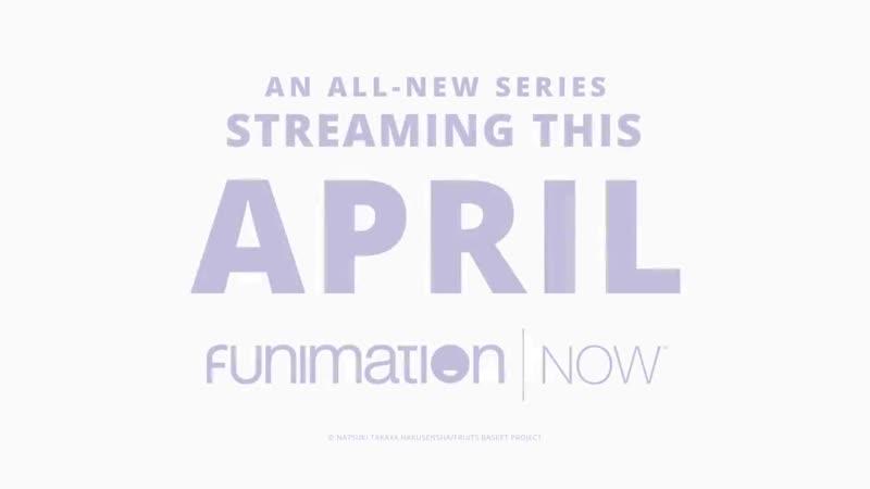アニメ PV - 『Fruits Basket』 Teaser trailer