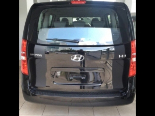 Обновлённый Hyundai H1