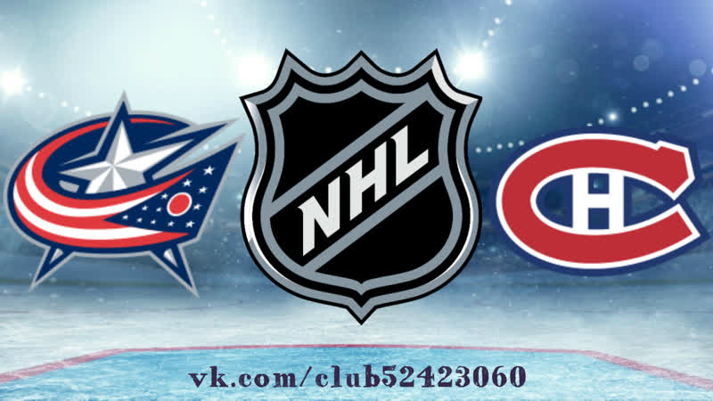 Columbus Blue Jackets vs Montreal Canadiens   19.02.2019   NHL Regular Season 2018-2019