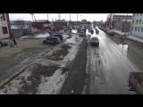 Улица Парковая в  Нефтеюганске