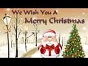 We Wish You A Merry Christmas Christmas Carols Christmas Songs For Kids