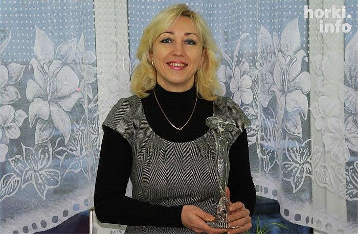 Талантливая закройщица-модельер Татьяна Кухарева, работница горецкого предприятия Бытуслуги