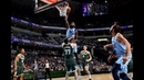 JaMychal Green Climbs The Ladder Dunks All Over Ersan Ilyasova Who Tried Taking Charge