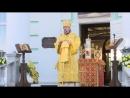 Проповедь митрополита Иоанна в день празднования 106 летия канонизации свт Иоасафа