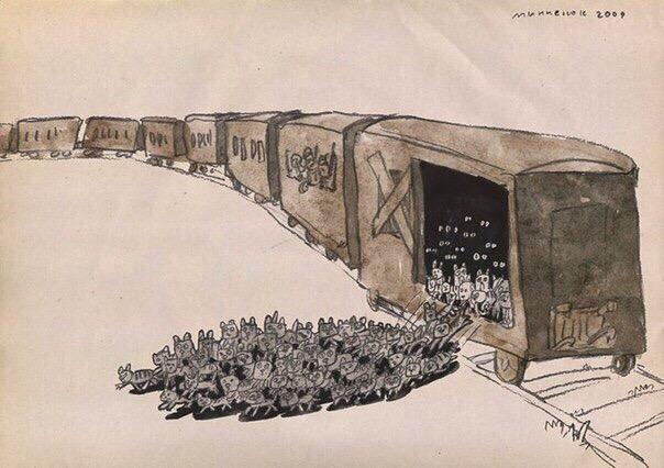 Коты блокадного Ленинграда