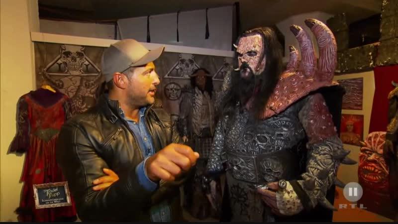 Sükrü trifft Lordi (RTL2)