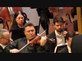 Максим Венгеров - Камиль Сен-Санс - Интродукция и Рондо Каприччиозо для скрипки с оркестром, a-moll, Op. 28 (28.12.2018 КЗ Чайко